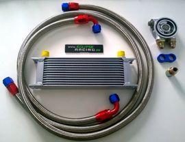 KIT Radiatore olio completo Clio 1.8 16v e Williams immagini
