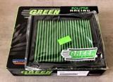 Filtro aria a pannello sportivo GREEN FILTER 206 1.1-1.4-1.6-1.9-2.0 (Escl.RC)