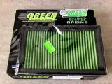 Filtro aria a pannello sportivo GREEN FILTER Clio RS 197 / 203