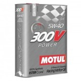 Olio motore MOTUL 300V 5w40 (Power) Latta da 2L