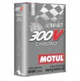 Olio motore MOTUL 300V 10w40 (Chrono) Latta da 2L