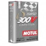 Olio motore MOTUL 300V 15w50 (Competition) Latta da 2L