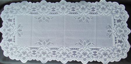 Mileu model 821492, 50cm x 90cm, culoare alb