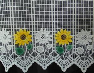 Set floarea soarelui alb, la bucata Model 51136 Siretul Pascani E