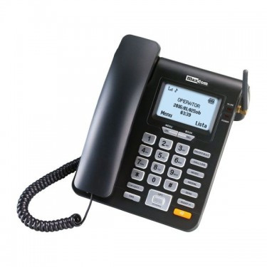 TELEFON FIXOMOBIL MAXCOMM MM28D - TELEFON FIX CU CARTELA SIM COMPATIBIL ORANGE VODAFONE TELEKOM