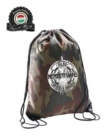 Üdvözöllek Hungária - tornazsák (military)