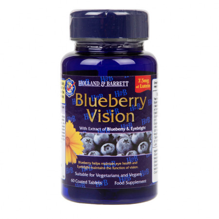 Complexul de ochi Blueberry Vision 60 tablete