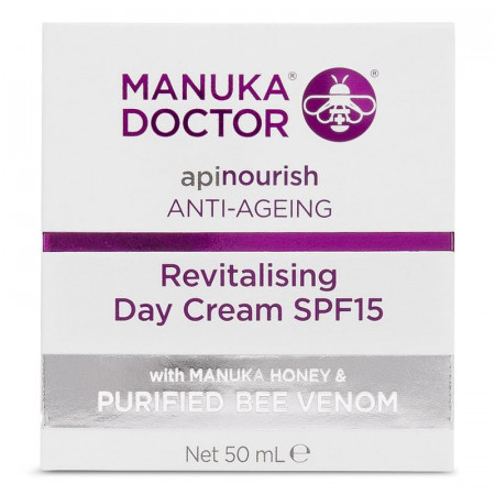 Anti-Ageing Revitalising Day Cream SPF15 with Bee Venom 50ml