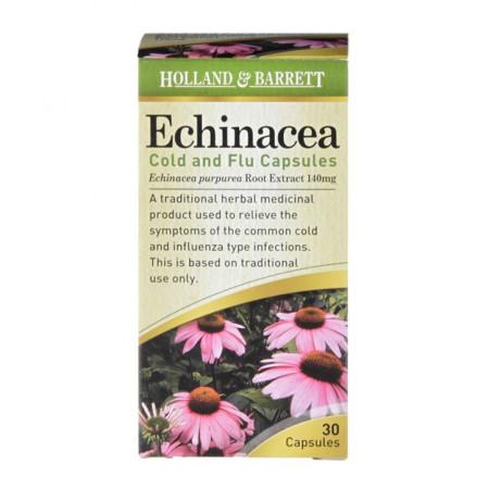 Poze Еchinacea 140 mg 30 capsule