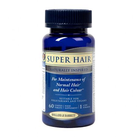Formula pentru păr Super Hair 60 comprimate
