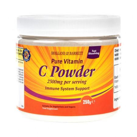 vitamina c pulbere