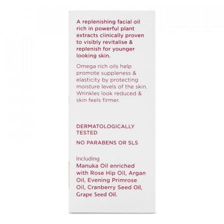 Replenishing Facial Oil with Manuka Oil 25ml