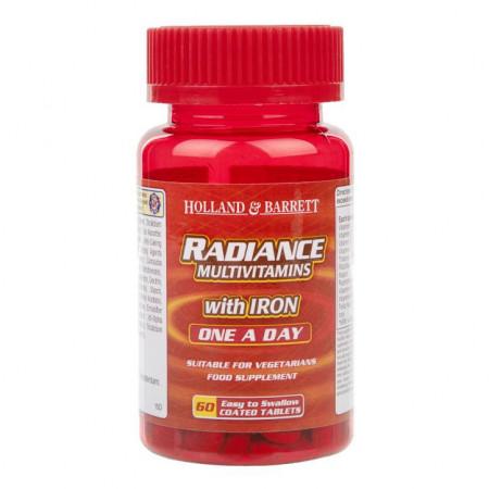 radiance multivitamin with iron