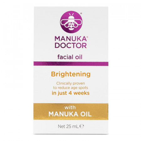 Brightening Facial Oil with Manuka Oil 25ml