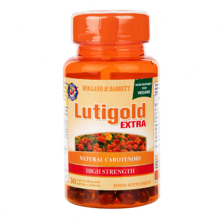 Lutein Gold 20mg. 30 capsule