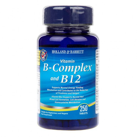 b-complex and b12