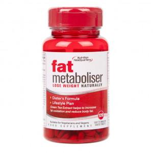 Metabolizator de grăsime 120 tablete