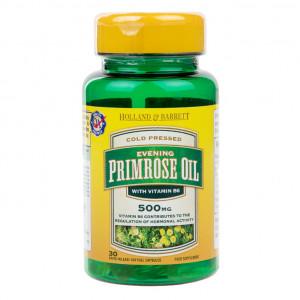 Evening primrose 500 mg 30 capsule