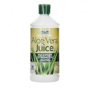 Aloe Pura suc de aloe vera putere maxima - 1 litru