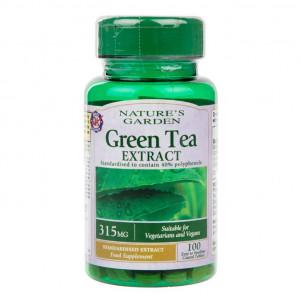 Extract de ceai verde 315 mg, 100 tablete