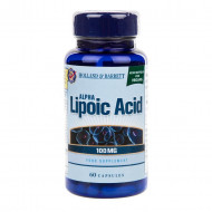 Acidul Alpha Lipoieza 100 mg 60 capsule