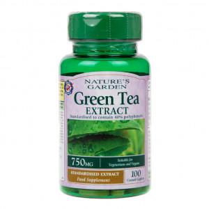 Extract de Ceai Verde 750mg. 100 comprimate