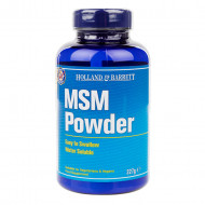 Metilsulfonilmetan (MSM) sub formă de pulbere 227g