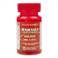 Multivitamine Radiance cu fier, 60 de tablete