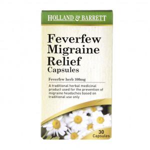Spilcuta Ajutor Migrenei 30 capsule