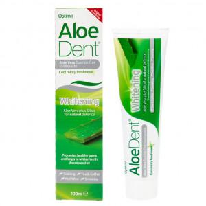 Aloedent pastă de albirea dinților 100 ml