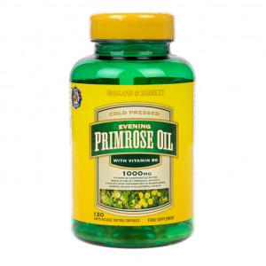 Evening primrose 1000 mg. 120 capsule