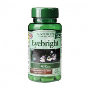 Eyebright (Eufrasia) 470mg, 100 capsule