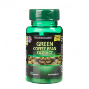 Extract de cafea verde 400mg. 42 capsule