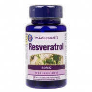 Resveratrol 50mg 60 tablete