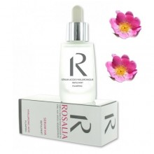 Serum facial bio antirid, cu acid hialuronic pur, 30ml - Rosalia