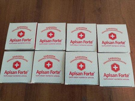 Apisan Forte 400 grame pachet 8 bucati