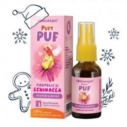 PufyPUF Propolis si Echinacea spray 20 ml - intareste imunitatea