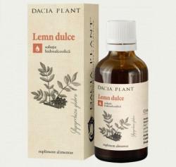 Tinctura de Lemn Dulce Dacia Plant 50 ml