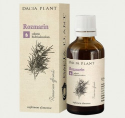 Tinctura de Rozmarin Dacia Plant 50 ml