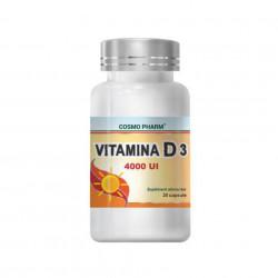 Vitamina D3 Cosmopharm 30 capsule