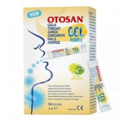 Gel Gat Forte, 14 plicuri x 10 ml, Otosan