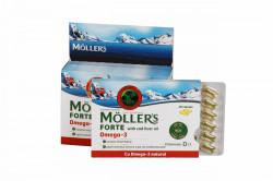 Omega 3 Forte 150 capsule Mollers