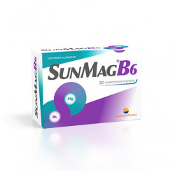 SunMag B6 Sun Wave Pharma 30 capsule