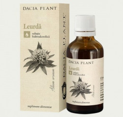 Tinctura de Leurda Dacia Plant 50 ml
