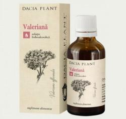 Tinctura de Valeriana Dacia Plant 50 ml