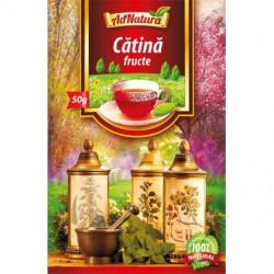 Ceai Catina (fructe) AdNatura 50 g