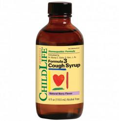 Cough Syrup SECOM ChildLife 118.5 ml