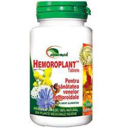 Hemoroplant 100 tablete Ayurmed Star International