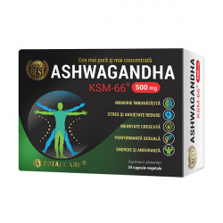 Ksm 66 Ashwagandha 30 capsule Cosmopharm Premium