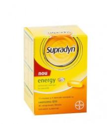 Supradyn Energy cu Coenzima Q10 30 capsule Bayer